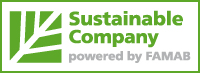 Logo Systainable Company powered by FAMAB